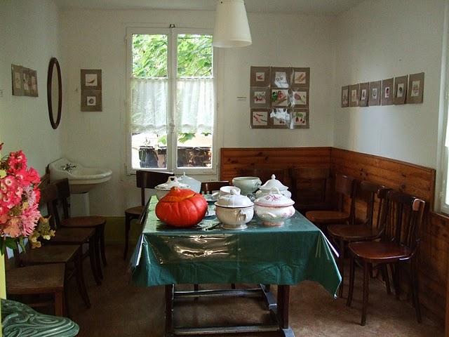 30 ans du Pochon : Salle des soupes